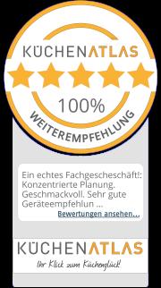 Bewertungsprofil von das Küchenhaus Uwe Zoch