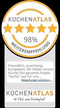 Bewertungen und Erfahrungen mit Der Küchenbauer nahe Berlin