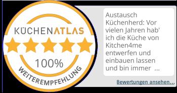 Kundenmeinungen zu kitchen4me in Bergkirchen
