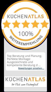 Erfahrungsberichte: Küchenstudio Fahn nahe Köln