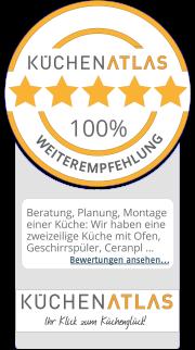 Bewertungsprofil von Küchenstudio Steffen