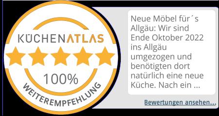 Bewertungen und Erfahrungen mit RIEGA Miele-Center in Augsburg