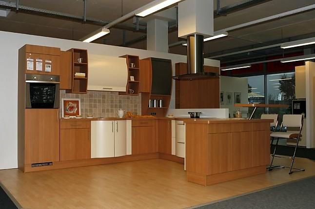 Küchentreff Amberg ~ bauformat musterküche landhausküche kirschbaum ar