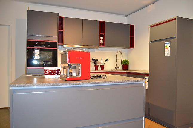 Störmer Küchen Musterküche Ausstellungsküche Küche Granit