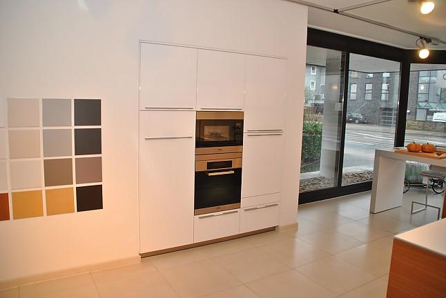 bulthaup musterk che bulthaup b3 kirsche brilliantlack. Black Bedroom Furniture Sets. Home Design Ideas
