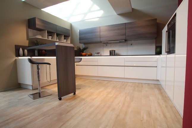 nolte musterk che nolte ausstellungsk che in hemmingen bei hannover von henning von roon. Black Bedroom Furniture Sets. Home Design Ideas