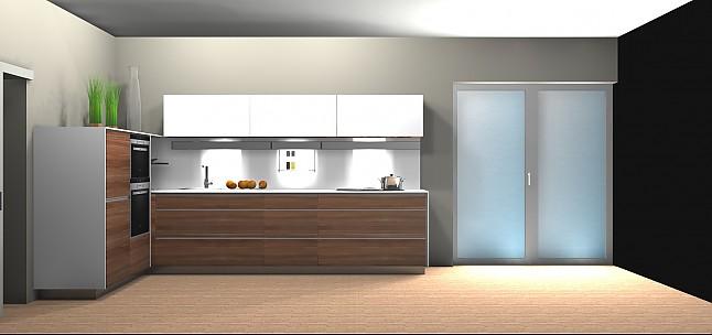 team 7 musterk che musterk chen angebot ausstellungsk che in gro bieberau von k chen b hm. Black Bedroom Furniture Sets. Home Design Ideas