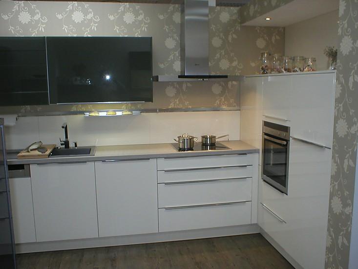 Arctar.com | Beige Hochglanz Küche