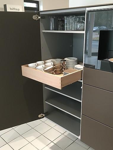 bulthaup musterk che k cheninsel mit sitzgelegenheit und. Black Bedroom Furniture Sets. Home Design Ideas