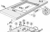 kochfeld km 6352 herdunabh ngiges induktionskochfeld mit direktanwahl miele k chenger t von. Black Bedroom Furniture Sets. Home Design Ideas