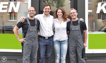 Langs Küchen Leipzig Team
