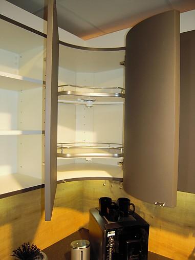 contur musterk che runde designerk che mit quarzstein. Black Bedroom Furniture Sets. Home Design Ideas