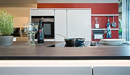 Küchenrenovierung bei Küchen Dross
