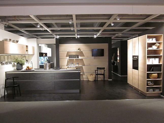 nolte musterk che nolte ausstellungsk che ausstellungsk che in weilbach s d von e. Black Bedroom Furniture Sets. Home Design Ideas