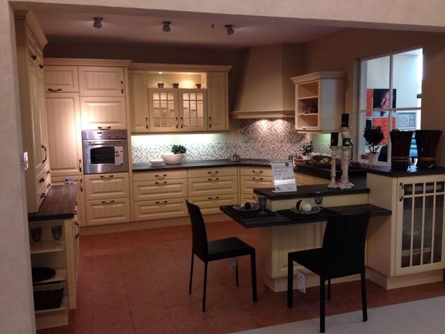 nobilia musterk che romantische landhausk che ausstellungsk che in voerde von wohnwelt. Black Bedroom Furniture Sets. Home Design Ideas