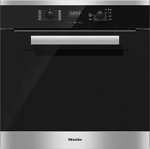 backofen h2666b miele backofen pureline original. Black Bedroom Furniture Sets. Home Design Ideas