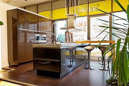 Moderne Designerküche bei Ideenküchen in München