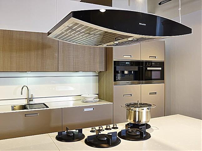 next125 musterk che designk che mit insell sung ausstellungsk che in nordhorn von k chenland. Black Bedroom Furniture Sets. Home Design Ideas