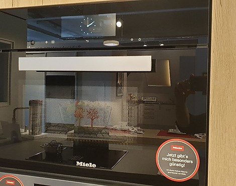 Miele Dampfgarer mit Mikrowelle - DGM6800OBS