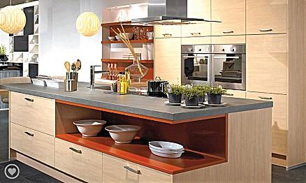 Bei uns finden Sie hochwertige Küchenmöbel namhafter Küchenhersteller