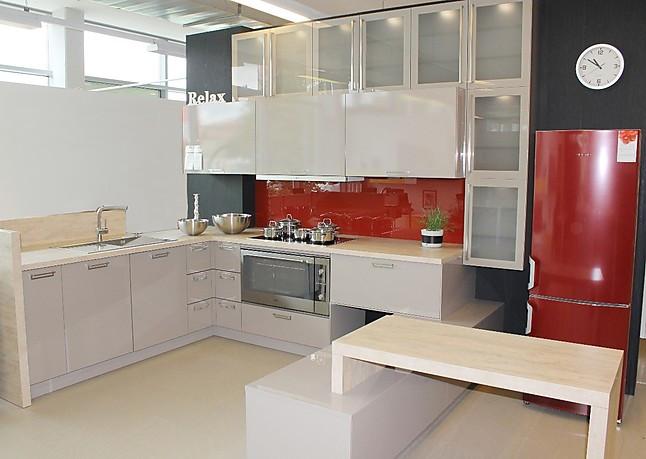 Bauformat Küche bauformat musterküche bauformat küche modell bastia nougat