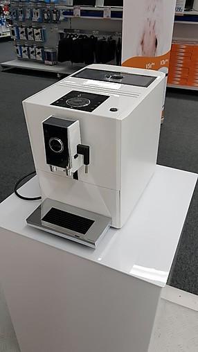 Kaffeevollautomaten A7 Piano White Kaffeevollautomat Jura