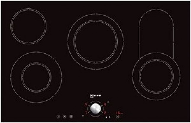 neff ceran schott induction hob manual
