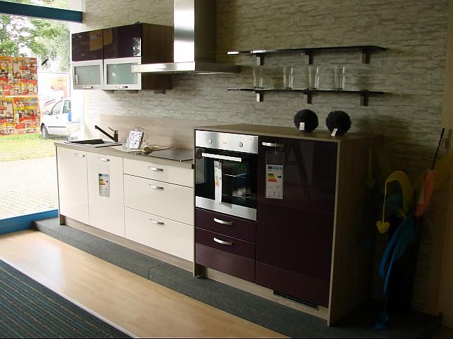 farbige hochglanz kuchen, sonstige-musterküche 2-farbige küchenzeile: ausstellungsküche in, Design ideen