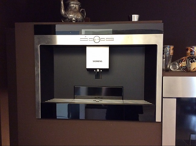 Kaffeevollautomaten tk76k573 siemens kaffeeautomat for Siemens kaffeeautomat