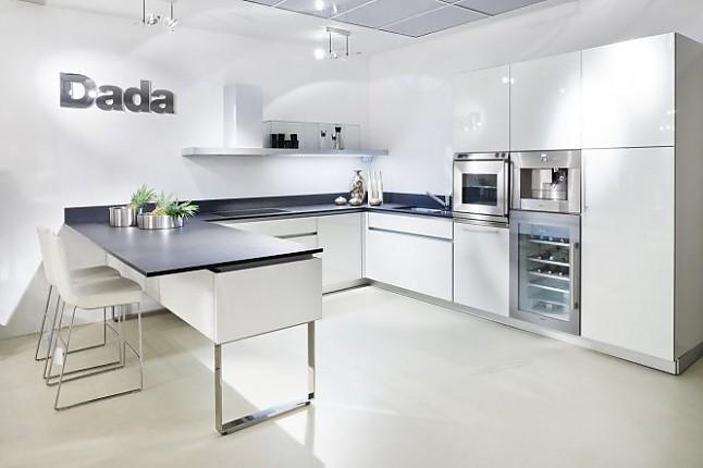 Dada Cucina-Musterküche Luxusküche DADA: Ausstellungsküche in Köln ...