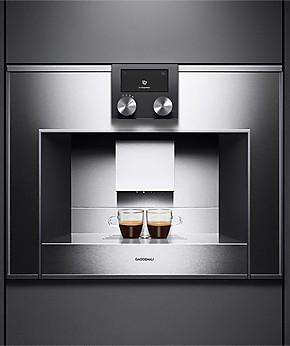 kaffeevollautomaten cm 450110 espressovollautomat serie 400 gaggenau k chenger t von k chenhaus. Black Bedroom Furniture Sets. Home Design Ideas