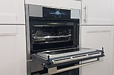 backofen cmr1502n c15mr02n0 compact einbaubackofen mit integrierter mikrowelle neff. Black Bedroom Furniture Sets. Home Design Ideas