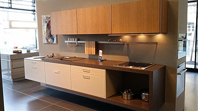2 Zeilen Küche | Leicht Musterkuche 2 Zeilen Kuche Z T Hangend Modern Holz Lack