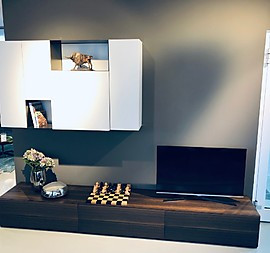 Poliform Wohnwand Sintesi, TV-Element, Sideboard, Lowboard