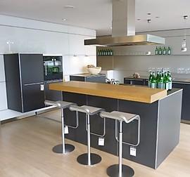 bulthaup musterk che b3 workstation ausstellungsk che in. Black Bedroom Furniture Sets. Home Design Ideas