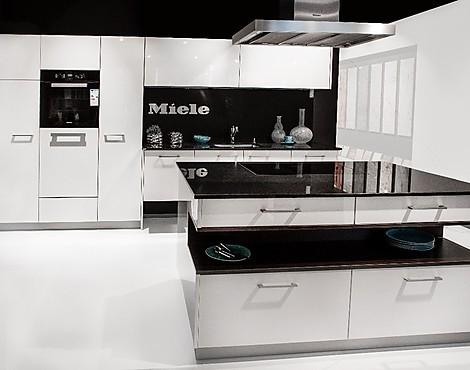 musterküchen-börse: musterküchen mit kücheninsel, Moderne deko