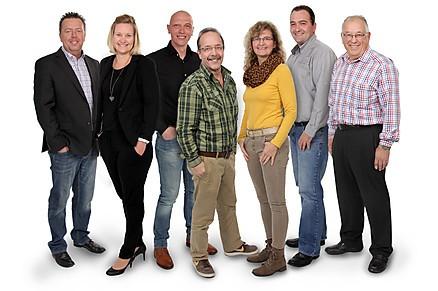 Das Team der Küchenplaner und Berater bei Küchenstudio Martin