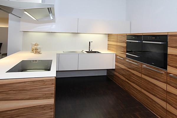 Miele Küchen-Musterküche Moderne Musterküche ...