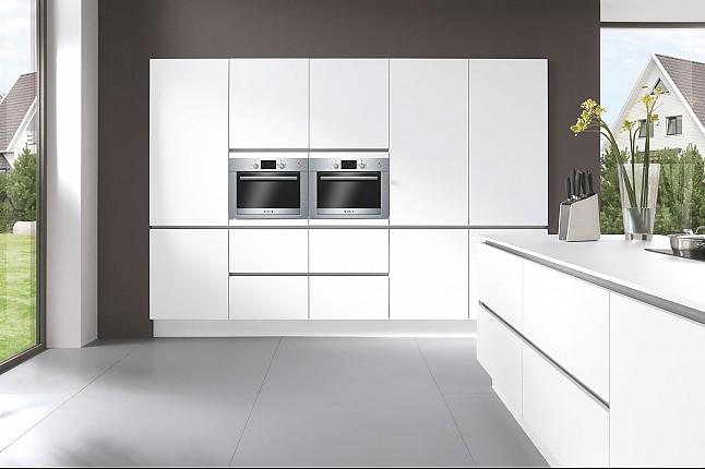 nobilia musterk che aanbiedingskeuken nieuw van nobilia greeploze designkeuken line n. Black Bedroom Furniture Sets. Home Design Ideas