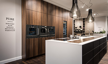 Gemütlich moderne Wohnküche