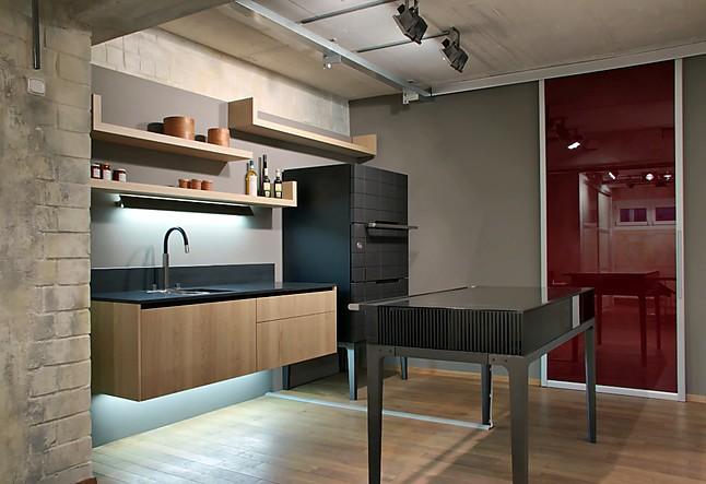 warendorf musterk che warendorf swing k chenzeile ausstellungsk che in berlin von k chenatelier. Black Bedroom Furniture Sets. Home Design Ideas