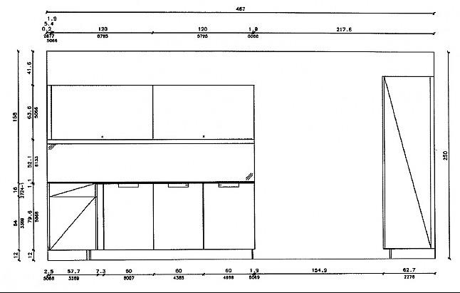 warendorf musterk che musterk che 9 bereits verkauft ausstellungsk che in n rnberg von panitz. Black Bedroom Furniture Sets. Home Design Ideas