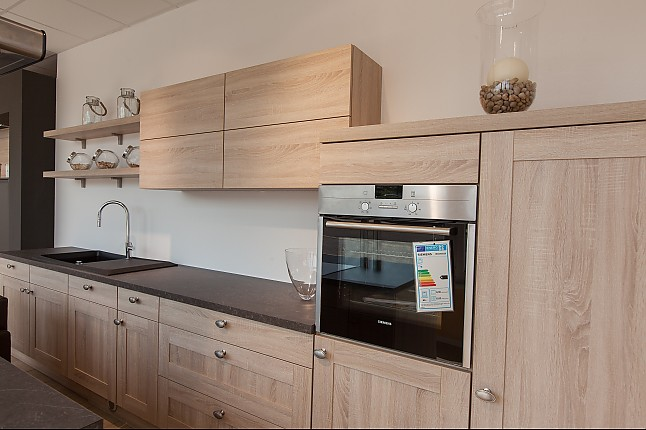 nobilia-musterküche moderne landhausküche mit kochinsel und ... - Moderne Landhauskche Mit Kochinsel