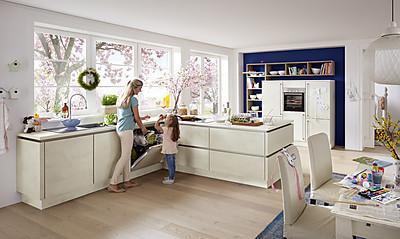 Moderne Küche von KüchenTreff
