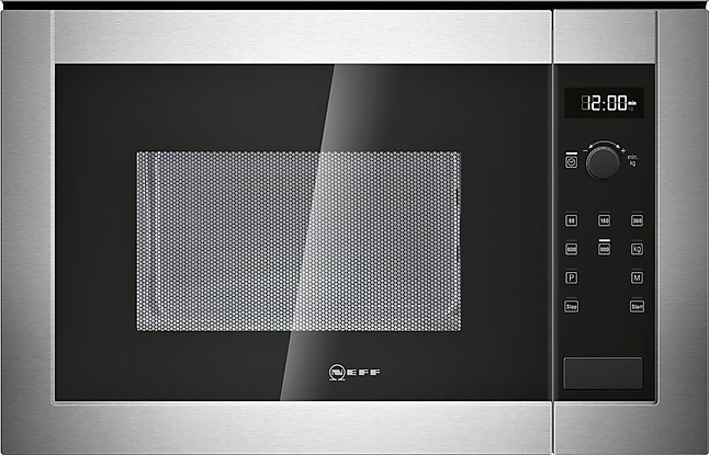 Mikrowellen H12we60n0 Einbau Mikrowellengerat Neff Kuchengerat Von