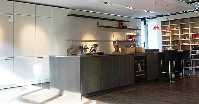SieMatic-Musterküche Luxus Inselküche der Besonderen Art ...