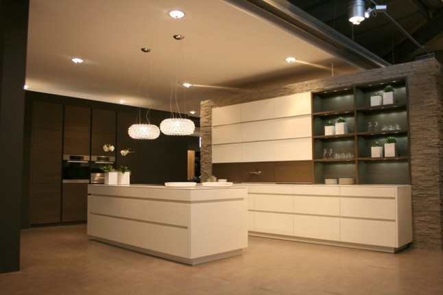 U Kitchen Design