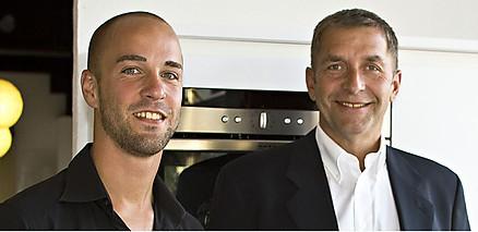Peter Friedrich und Kurt Zehl jun