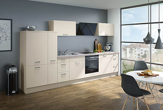 marquardt k chen musterk che aktionsk che classic mit siemens elektroger ten und. Black Bedroom Furniture Sets. Home Design Ideas