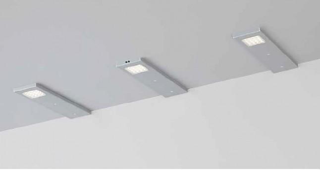 Sonstige LED 3-tlg. Reckeck-Set TEBÜ Unterbauleuchten